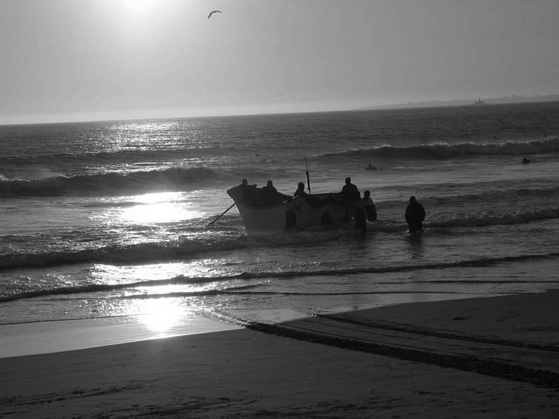 a la mar