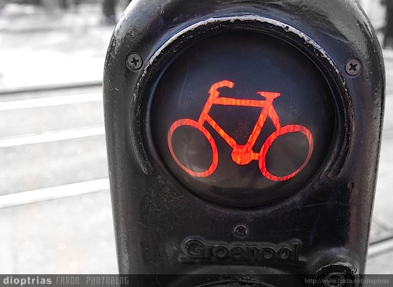 bike street lights