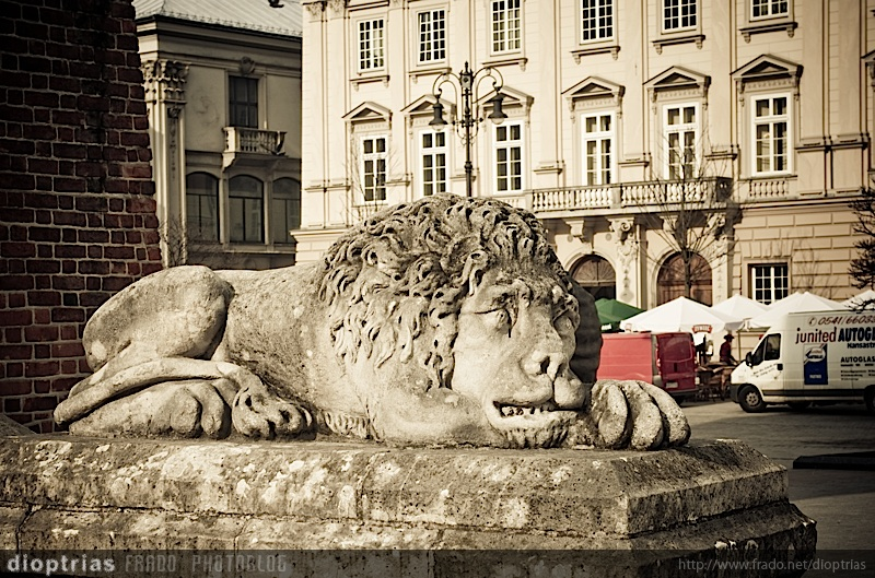 tristón el león