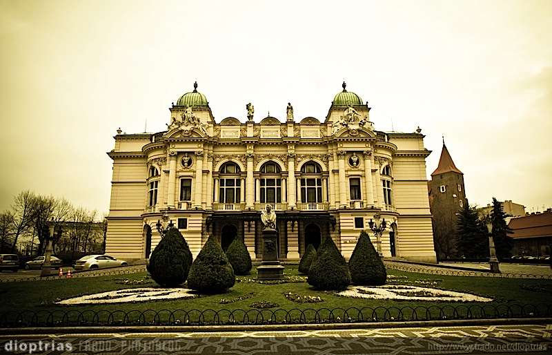 teatro julio słowacki