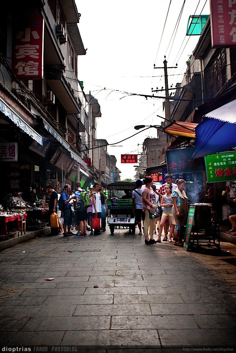 calle de xi'an