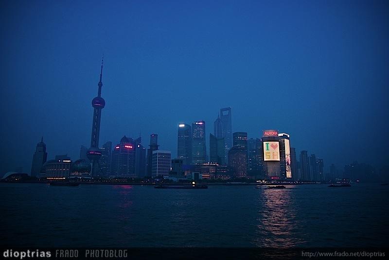 noche en shanghai
